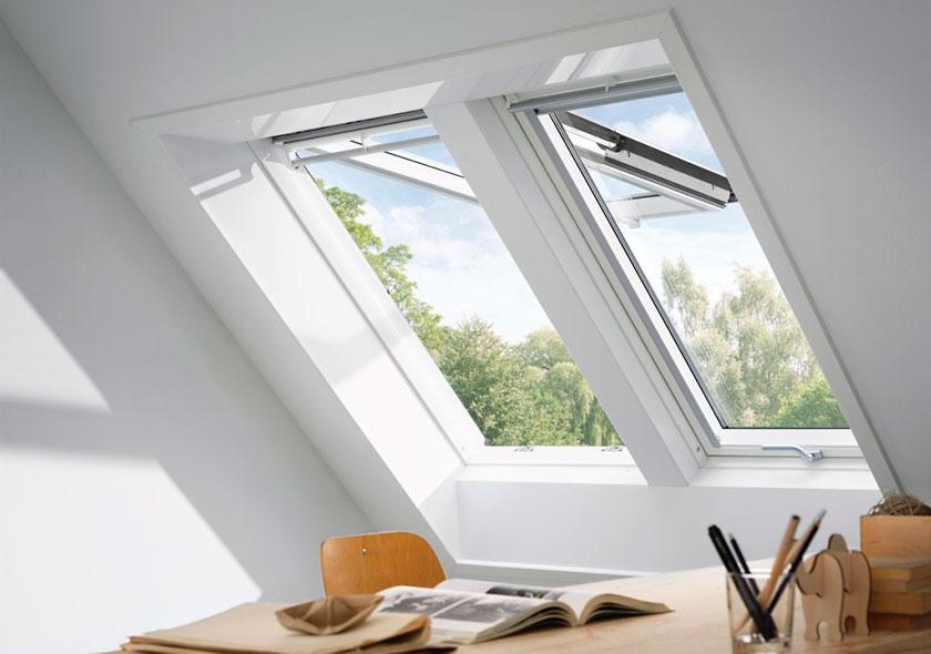 Velux Wohndachfenster